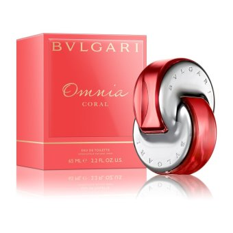 Bvlgari Omnia Coral Eau de Toilette for Women 65ml