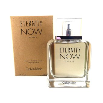 Calvin Klein Eternity Now Eau de Toilette for Men 100ml (Tester)
