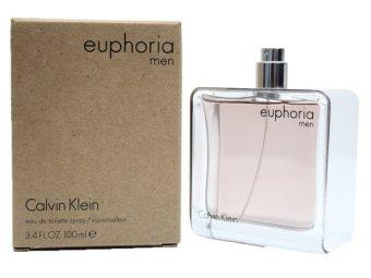 Calvin Klein Euphoria Eau de Toilette for Men 100ml (Tester)