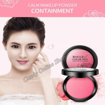 Candy Online Shiny Smooth Muscle Flawless Cheek Blush #2 - 4