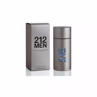 Carolina Herrera 212 Eau De Toilette for Men 100ml