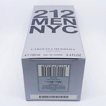 Carolina Herrera 212 NYC Men Eau de Toilette for Men 100ml - 2