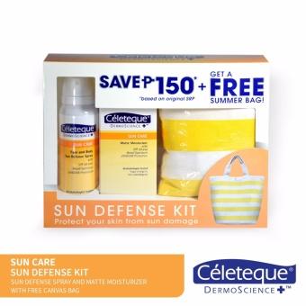 Céleteque Sun Care Blockbuster Bundle