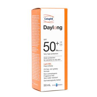 Cetaphil Daylong Face and Bod Light GEL SPF50 PA++++ - 2
