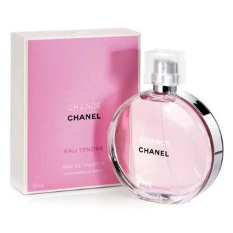 Chanel Chance Eau De Toilette Perfume for Women (Pink) 100ml