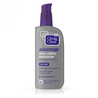 Clean & Clear Advantage Acne Control Moisturizer, 4 fl. oz. - intl