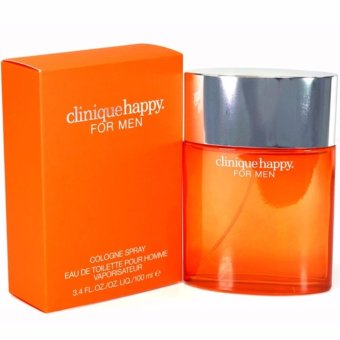 Clinique Happy Men Eau de Toilette 100ml Price Philippines