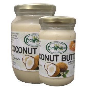 Cocowonder Coconut Butter 250g
