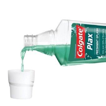 Colgate Plax Freshmint Splash Mouthwash 750ml - 2