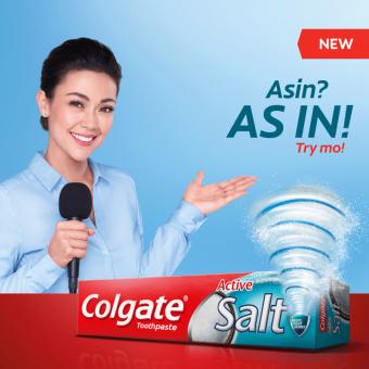 Colgate Salt Oral Care Pack - 5