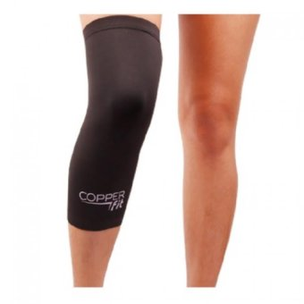 Copper Fit Copper Infused Compression Knee Sleeve (Black)
