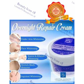 Crystal Infinity Overnight Repair Cream 25g