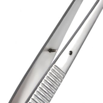 Cuspidal Dental Forcep for Teeth Care Stainless Steel DentistryInstrument Dental Plier Professional Dental Carving Kit Silver - 3