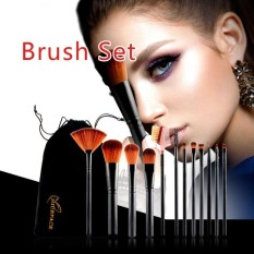PHP 540. Cyber Big Discount 12pcs Makeup Brushes Cosmetic ...