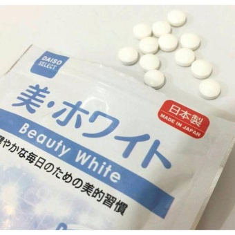 Daiso COLLAGEN (30 tablets) + BEAUTY WHITE (30 tablets) SET of 5 - 2