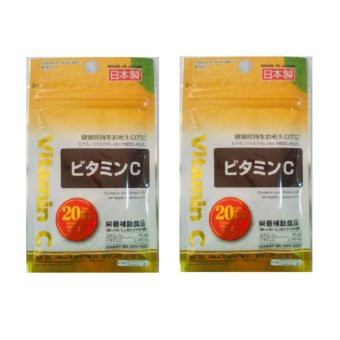 DAISO VITAMIN C set of 2 packs