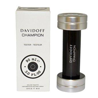 Davidoff Champion Eau de Toilette for Men 90ml (Tester) with Free Men's Watch - picture 2
