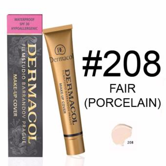Dermacol Make-up Cover #208 (FAIR - PORCELAIN) Price Philippines