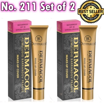 Dermacol Make-Up Cover Foundation Shades No.211 Buy 1 Take 1 Free