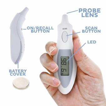 Digital Infrared Ear Thermometer - 3