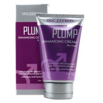 Doc Johnson Plump Enhancing Penis Enlarger Cream for Men - 2