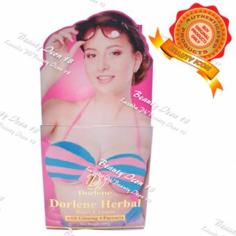 Dorlene Bust Enlarging and Herbal Firming Cream 100g