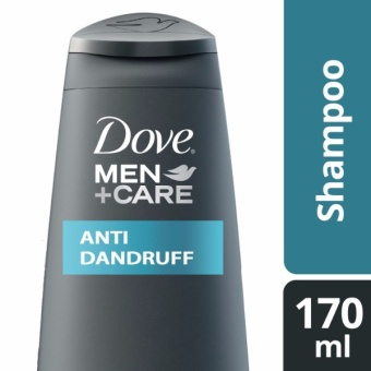 DOVE MEN SHAMPOO ANTI-DANDRUFF 170ML