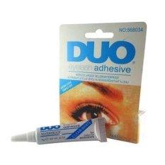 DUO Eyelash Adhesive Eyelash Glue Waterproof False Eyelash (White&Blue) Philippines
