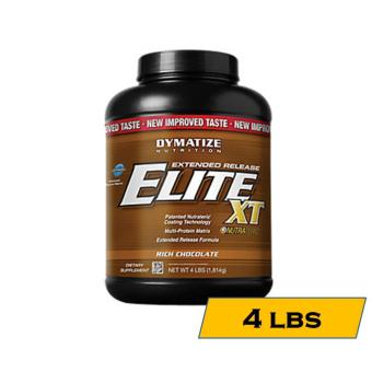 Dymatize Elite XT Extended Release Protein Shake - 4lbs - Rich Chocolate