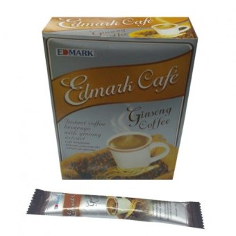 Edmark Ginsend Coffee 20 Sachets