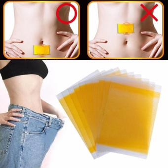 Effective Magnetic Slim Patch Slimming Patches Fat Belly Loss 10pcs Weight Pad
