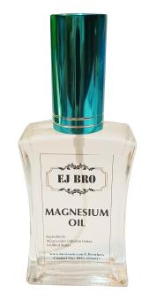 EJ Bro Magnesium Oil (Blue)