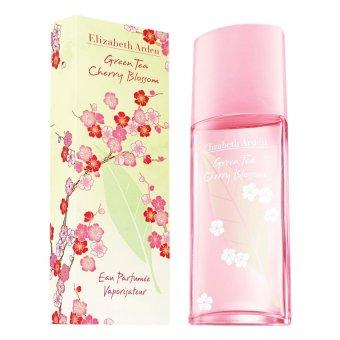 Elizabeth Arden Green Tea Cherry Blossom Eau de Toilette For Women 100ml - picture 2