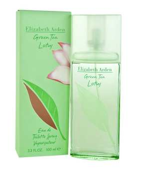 Elizabeth Arden Green Tea Lotus Eau de Toilette for Women 100ml