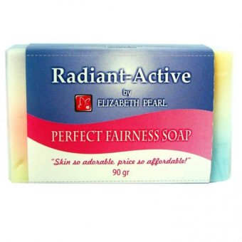 Elizabeth Pearl Radiant Active Perfect Fairness Soap 90g
