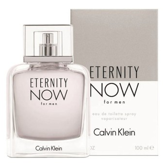 Eternity Now Eau De Tiolette for Men 100ml
