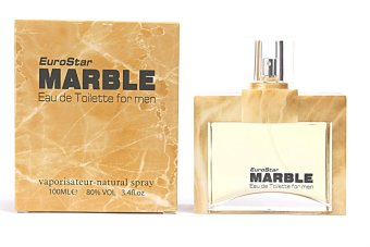 EuroStar Marble Eau de Toilette for Men 100ml