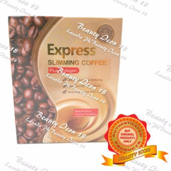 Express Slimming Coffee Plus Collagen 10's - 2