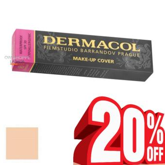 Extreme Foundation ( MAKE-UP COVER / Tattoo Cover ) 207 ( Dermacol)