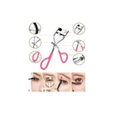 eyelash curler imported taiwan made with extra rubber strip ( hot pink ) Philippines