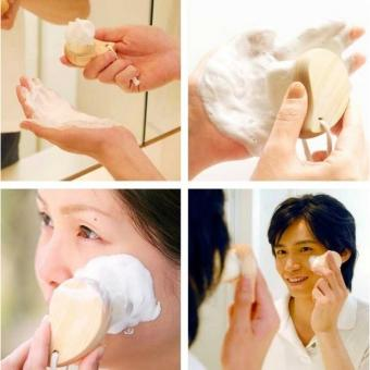 Facial Pore Deep Cleansing Brush Soft Fiber Brush Dead Skin Cell Remover Brush for Clear Skin