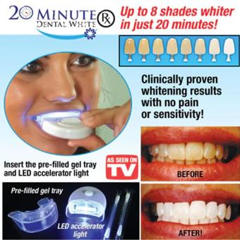 Fast Working Highly Effective 20 Minutes Dental White teethWhitening - 3