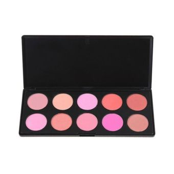 Finding Color Delicate 10 Color Blush