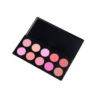 Finding Color Delicate 10 Color Blush - picture 2