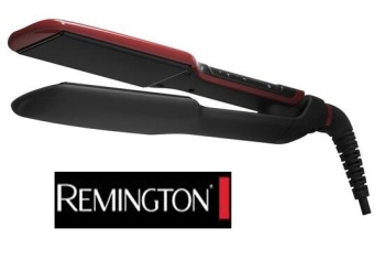 flat iron professional heating plate Remington S9620 smooth hair straightener - intl