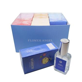 Flower Angel Unlimited Charm shine Years of Breath Collection Eau de Parfum 15ml Set of 12pcs - 2