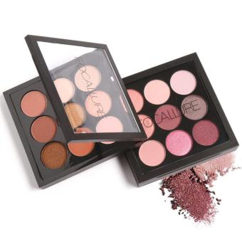 FOCALLURE Makeup Brush Matte Glitter Eyeshadow Palette CosmeticsLong-lasting Eyeshadow Pallete Make Up Palette Waterproof EyeShadow Makeup - intl - 2