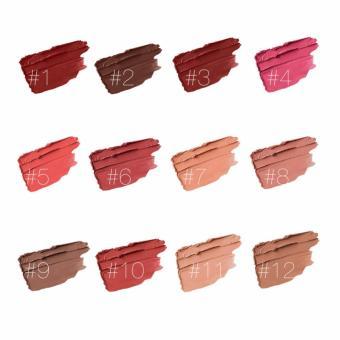 Focallure Matte Lipstick No Budge - Fuzzy Wuzzy 18g - 4