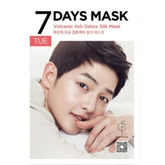 Forencos Song Joong Ki 7 Days Face Mask (1piece) Tuesday Price Philippines