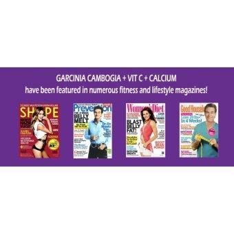 Garcinia Cambogia Pure 50% HCA + Vit C + Calcium + Chromium, All Natural Weight Loss, Fat Burner, Clinically Proven - 5